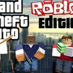 Игра Roblox GTA 5